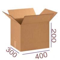 Коробка 400x300x200мм