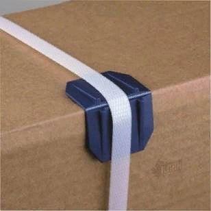 Пластиковый уголок для ПП и ПЭТ лент 1000 шт в упаковке